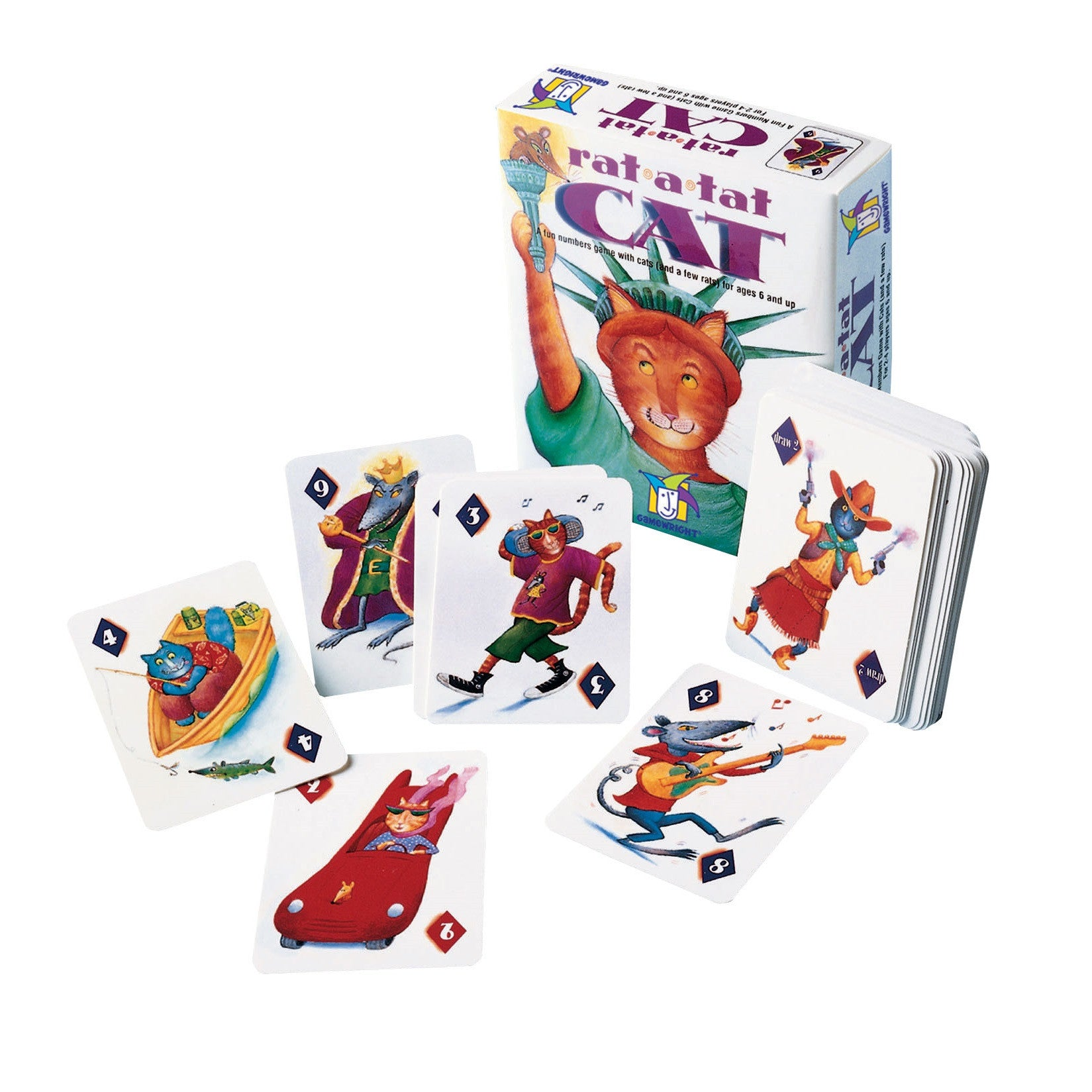 Rat a Tat Cat - Toybox Toy Jungle