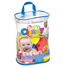 Baby Clemmy - 24 Soft Blocks Set - Toybox Toy Jungle