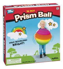 "Toysmith 18"" Prism Ball - Toybox Toy Jungle"