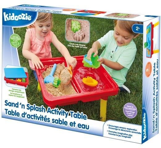Kidoozie Sand 'N Splash Activity Playtable