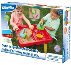 Kidoozie Sand 'N Splash Activity Playtable - Toybox Toy Jungle