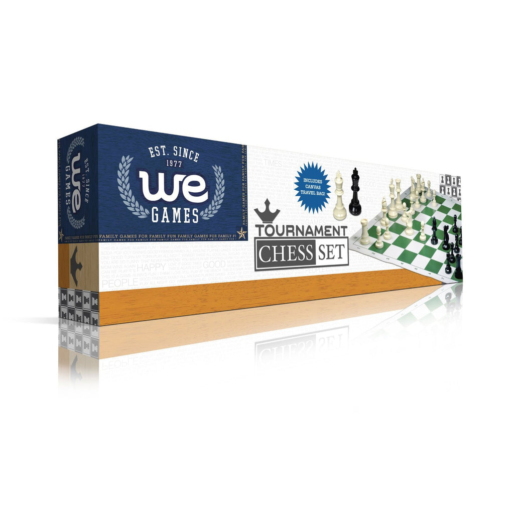 We Games - Tournament Chess Set