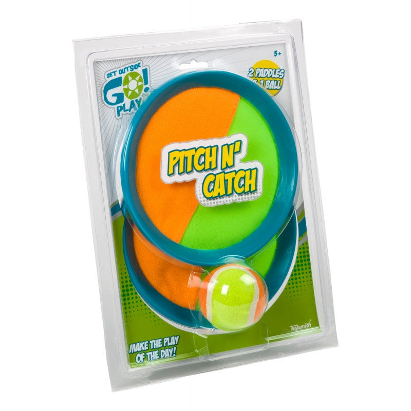 Toysmith Pitch N Catch Set