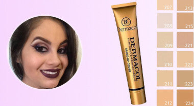 Dermacol Makeup Cover Review by Júlia Moraes Salazar