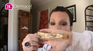 Product review Dermacol high cover film MakeUp.