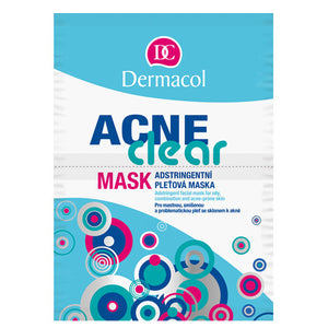 ACNECLEAR MASK - Dermacol Cosmetics