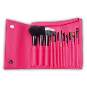 A SET OF PROFESSIONAL BRUSHES