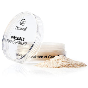 INVISIBLE FIXING POWDER - Dermacol Cosmetics