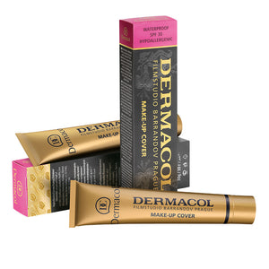 DERMACOL MAKE-UP COVER 208 - Dermacol Cosmetics