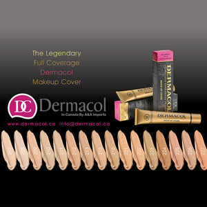 DERMACOL MAKE-UP COVER 210 - Dermacol Cosmetics