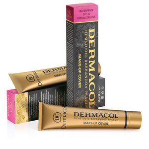 DERMACOL MAKE-UP COVER - Dermacol Cosmetics