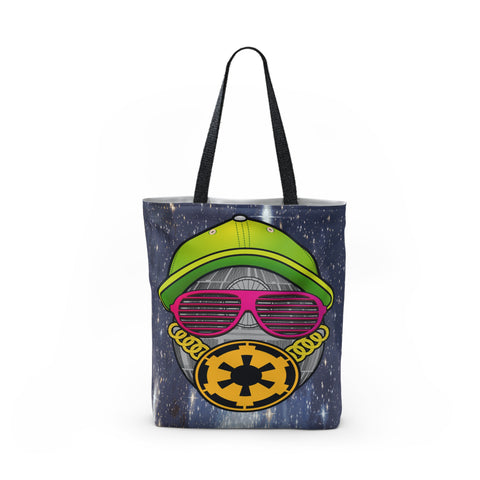 Fresh To Death Star Tote Bag,Bags / Backpacks, Alliteration Apparel Clothing and Accessories