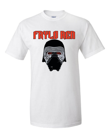 Frylo Ren Men's Unisex Short sleeve t-shirt,Men's / Unisex T-Shirts, Alliteration Apparel Clothing and Accessories