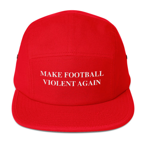 Make Football Violent Again Hat,Hats / Headwear, Alliteration Apparel Clothing and Accessories