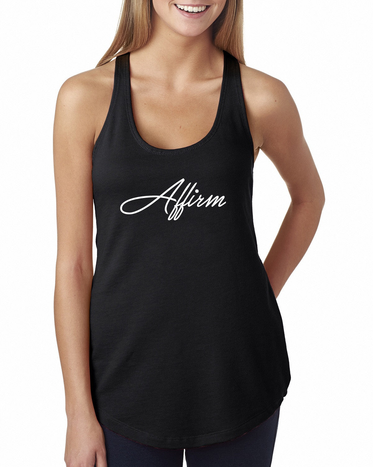 "Women's ""Affirm"" Tank Top"