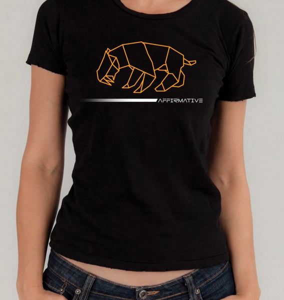 SaberTooth Women's Tee