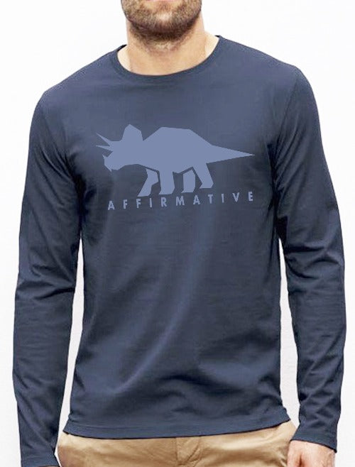 "Long Sleeve ""Mountaineer"" Tee"