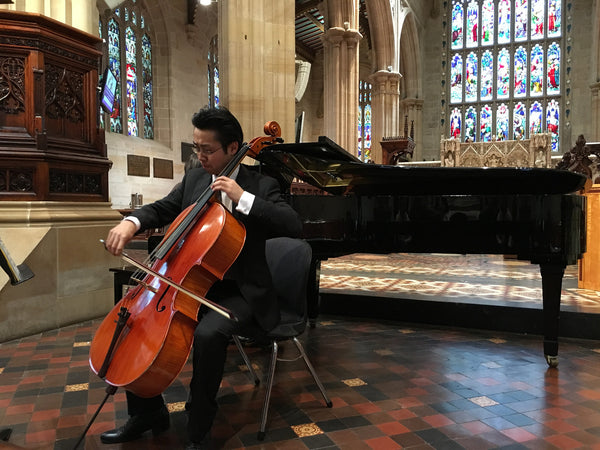 George Yang | Cello | Tallowdale Chamber Orchestra