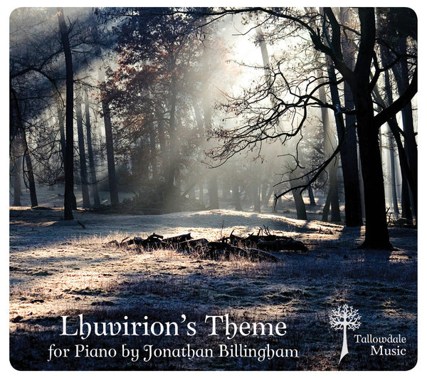 'Lhuvirion's Theme' for Piano (Audio)