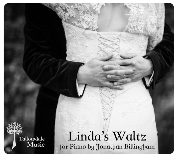'Linda's Waltz' for Piano (Audio)