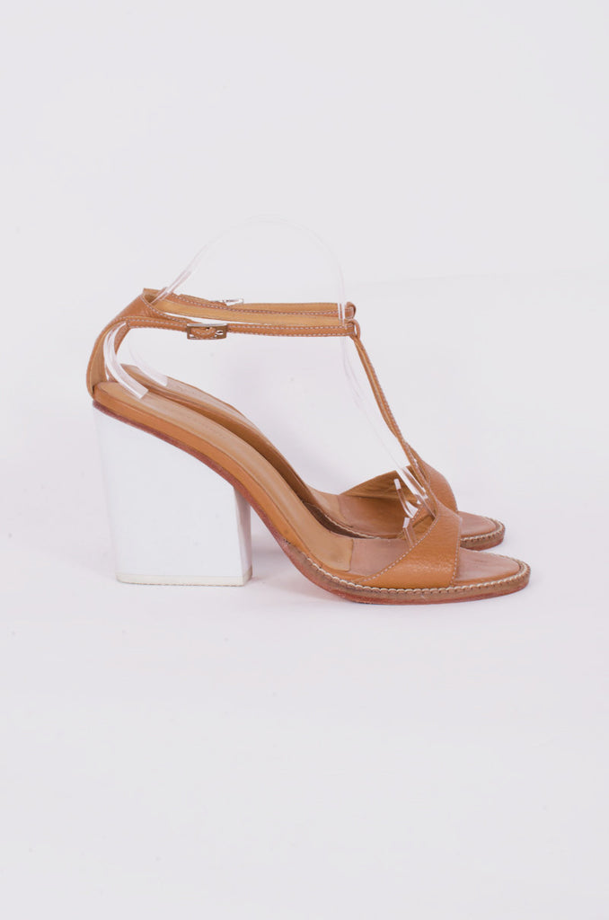 ANNING WIDE WEDGE HEEL