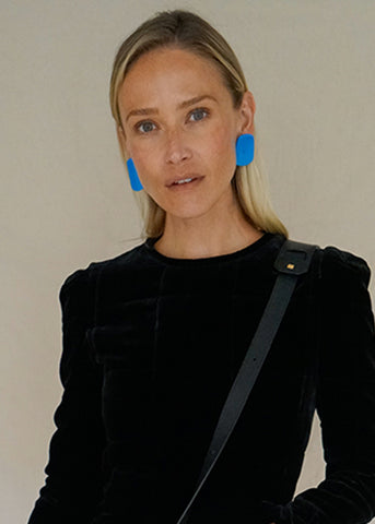 GAMMA RAY EARRINGS