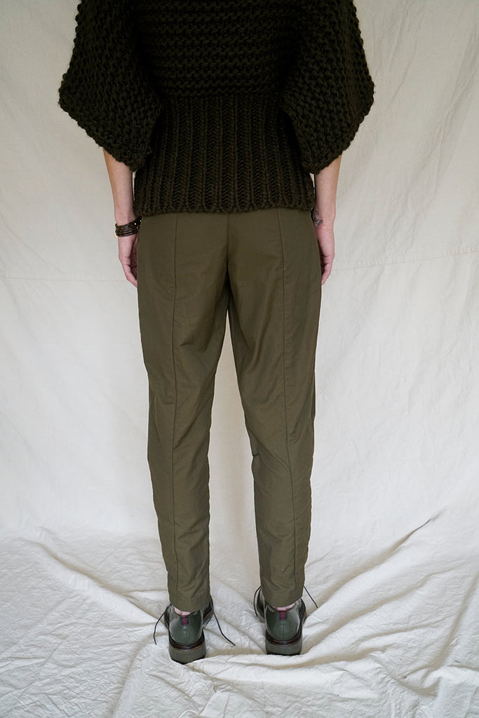 OLIVE HILL TROUSER