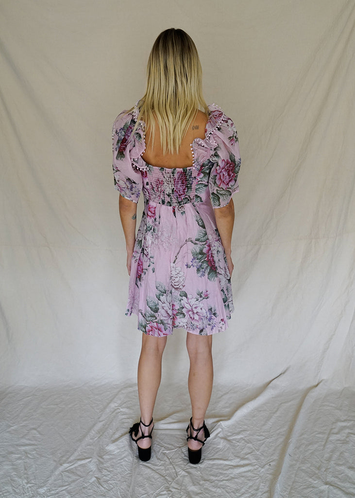 PEONY MINI DRESS W TAGS