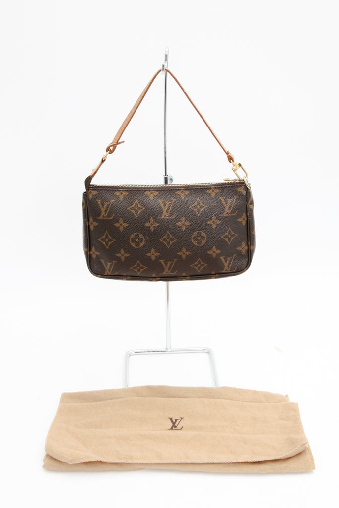 POCHETTE MONOGRAM BAG