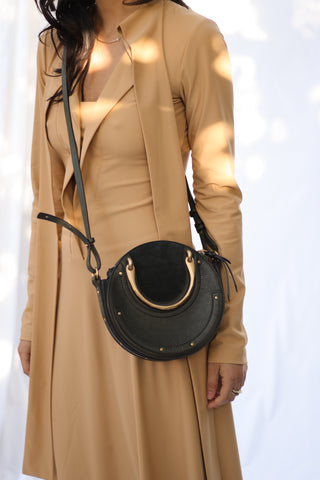 BROWN PIXIE BAG