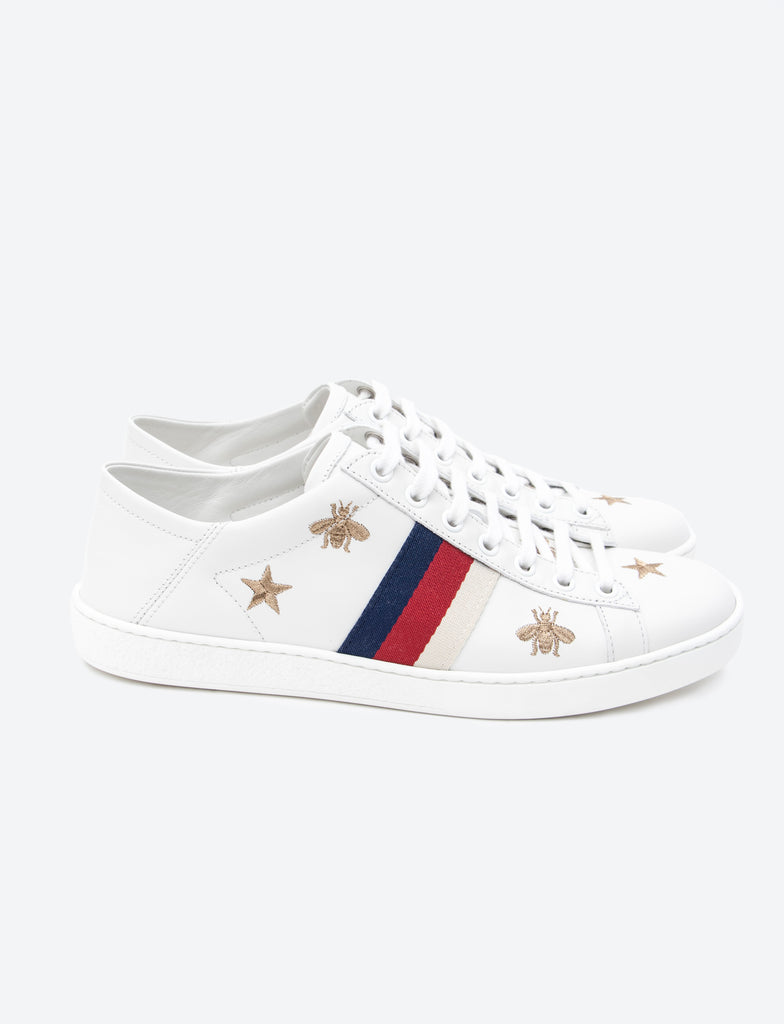 ACE STAR + BEE SNEAKER WITH TAGS