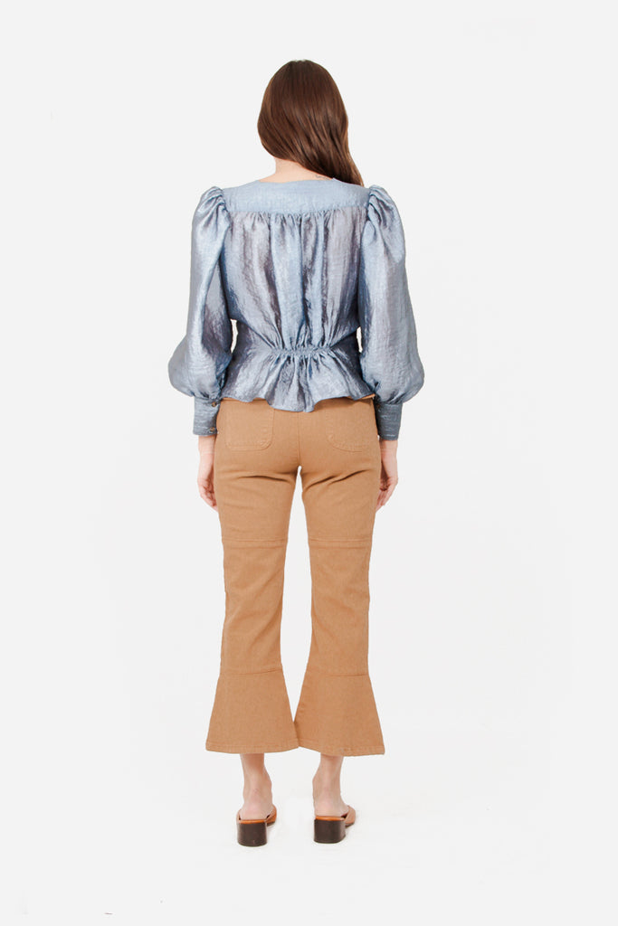 TULIP FLARE PANTS WITH TAGS