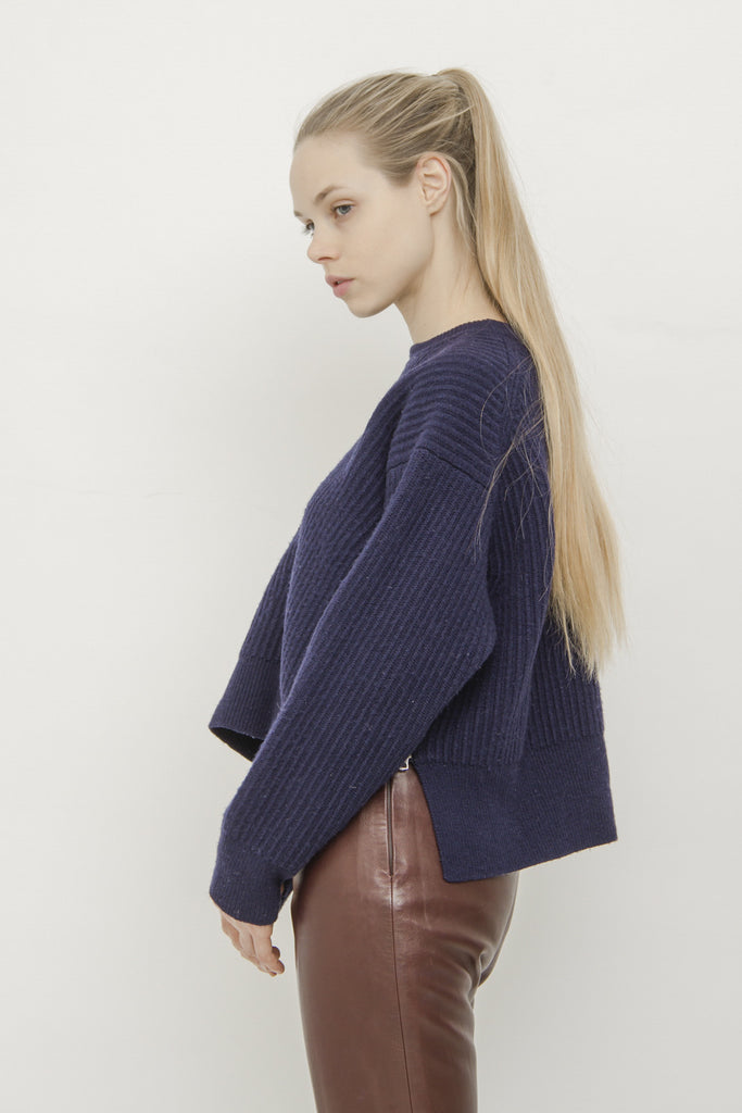 JAVA WOOL SWEATER