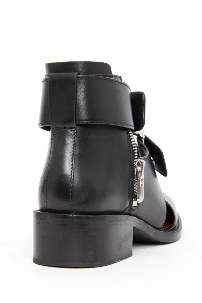 ADDIS CUTOUT BOOTIES