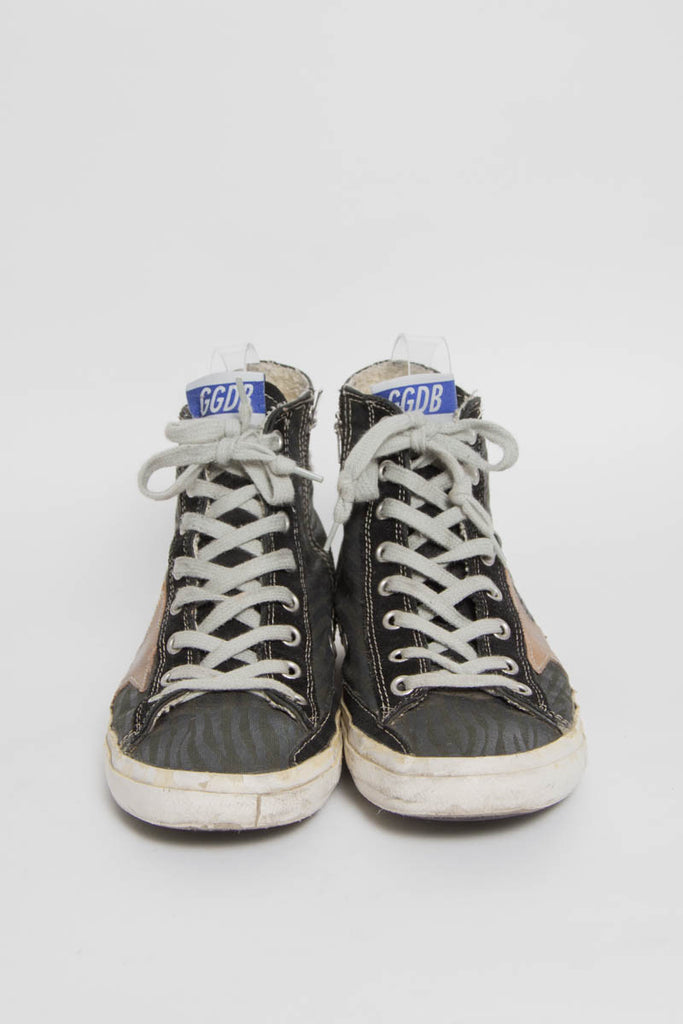 ZEBRA FRANCY SNEAKERS