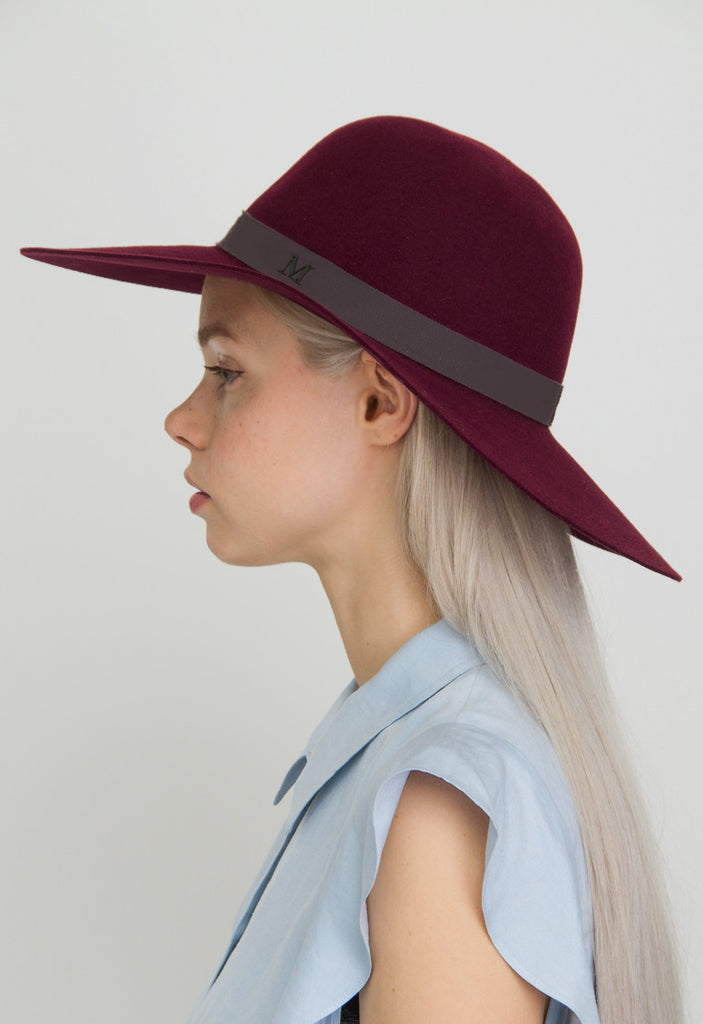 BLANCHE WIDE BRIM HAT