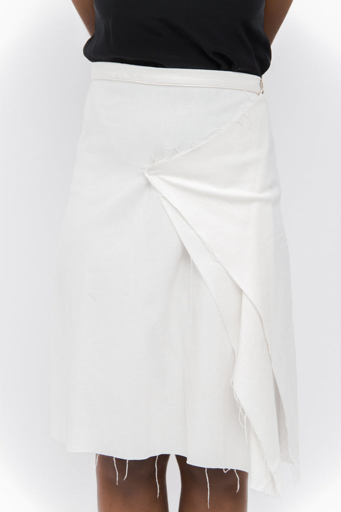 KEI WRAP SKIRT