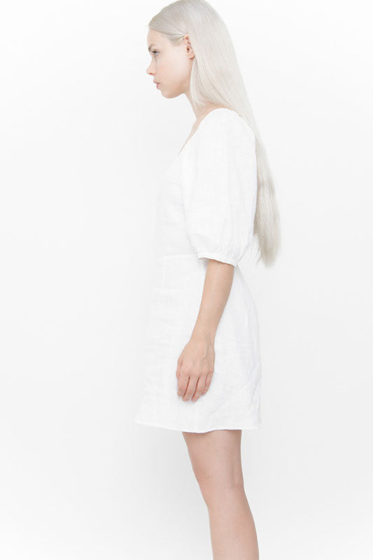 ESTHER LINEN DRESS