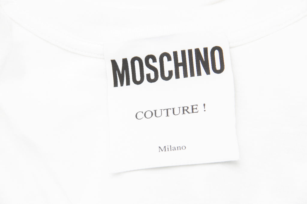 MOSCHINO ON MY BITCHES TSHIRT