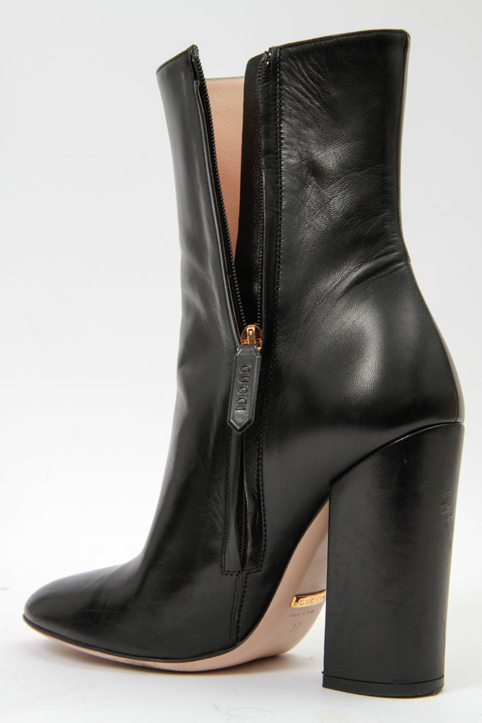CARLY MALAGA ANKLE BOOTS