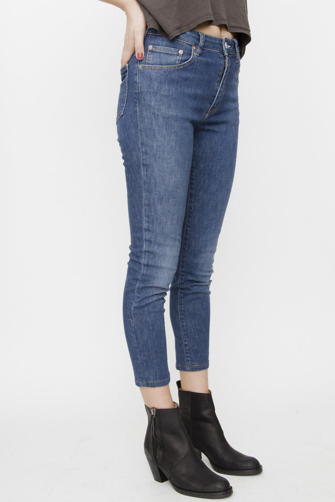 NEEDLE HIGH RISE JEANS