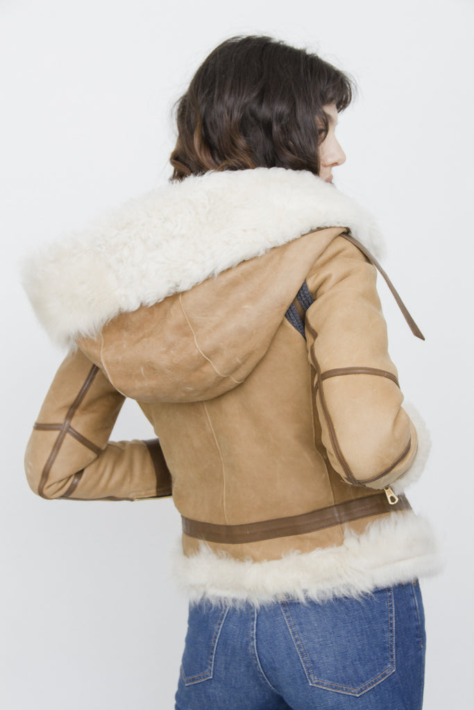 SHOREDITCH SHEARLING JACKET