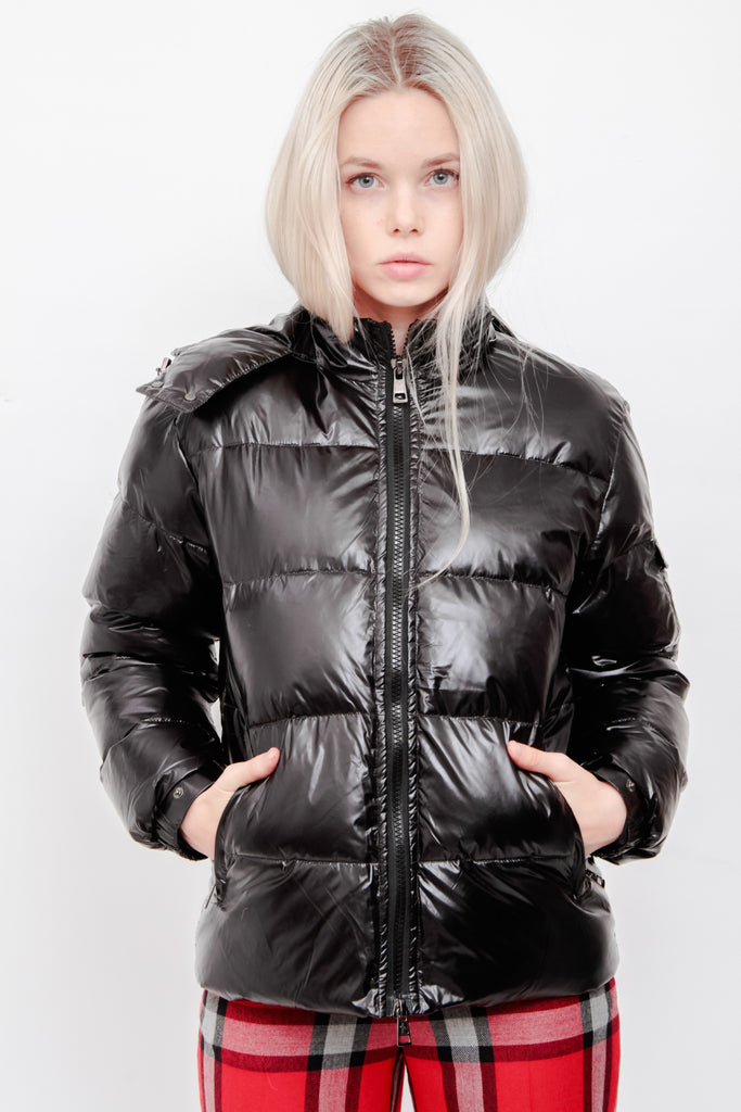 PUFF JACKET WITH TAGS