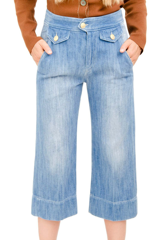 ORSEN CROPPED JEANS