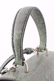 LIZARD EMBOSSED PURSE