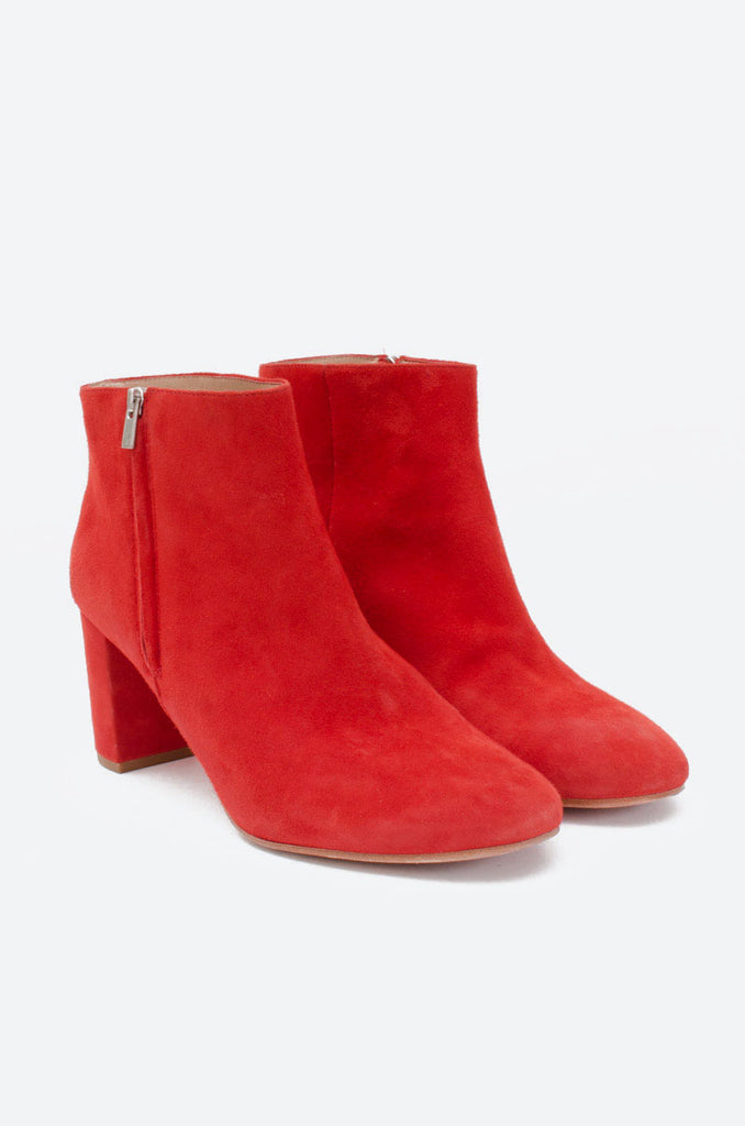 GREER SUEDE BOOTIES
