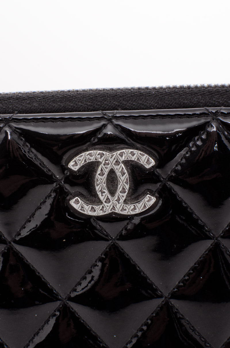 BRILLIANT QUILTED WALLET