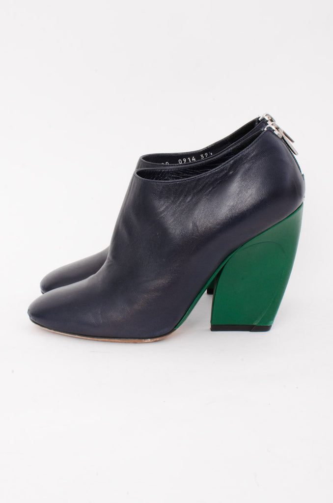 COLORBLOCK BOOTIES