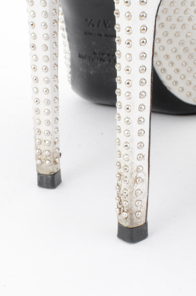 PARIS STUDDED STILETTO