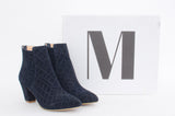 EMBOSSED BOOT